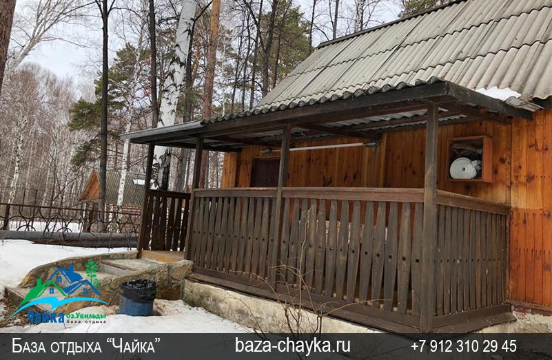 База Чайка озеро Увильды Челябинская область - Екатеринбург. Баня, банька, русская баня